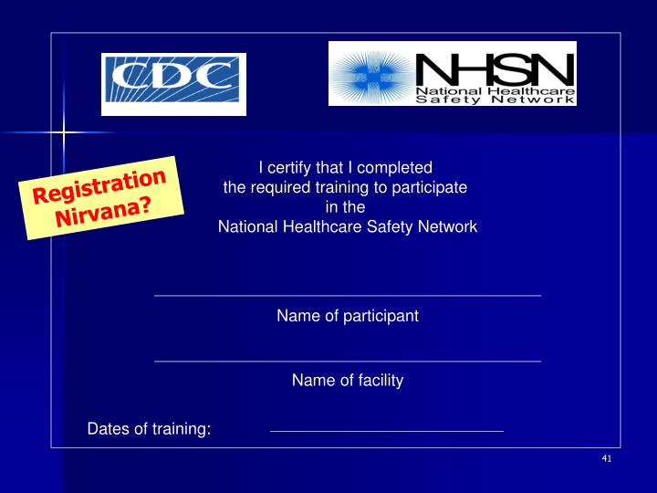 I certify that I completed