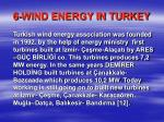 6 wind energy in turkey