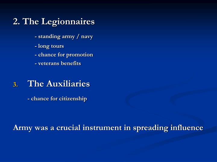 2. The Legionnaires
