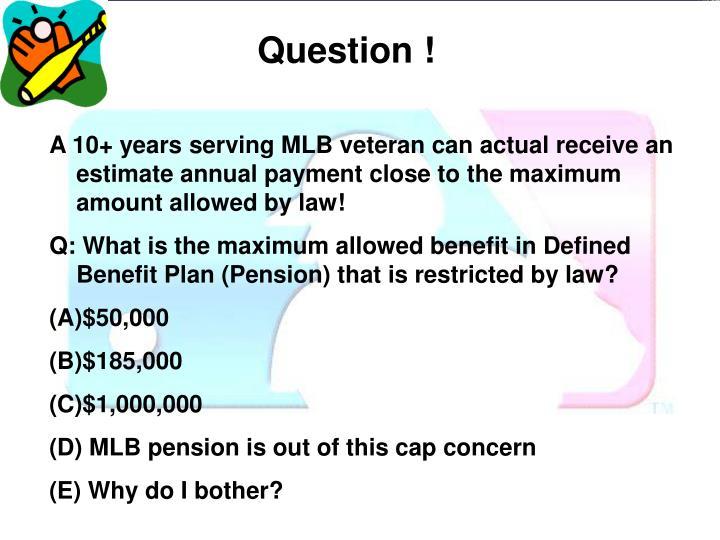 Question !