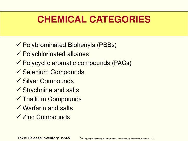 Polybrominated Biphenyls (PBBs)