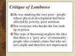 critique of lombroso1