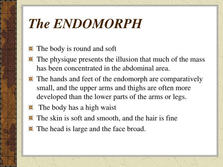 The ENDOMORPH