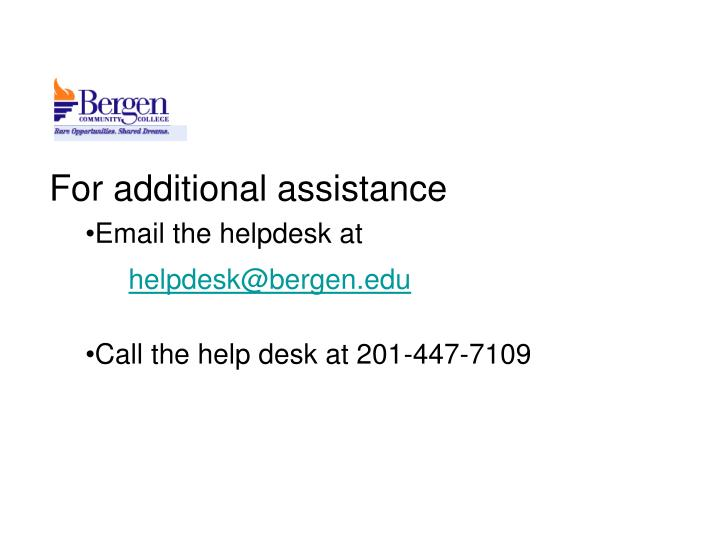 helpdesk@bergen.edu