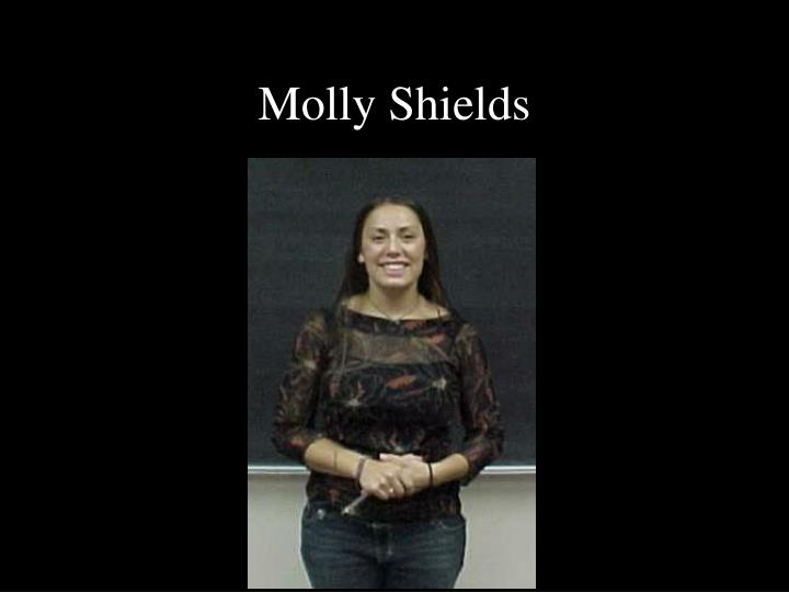 Molly Shields