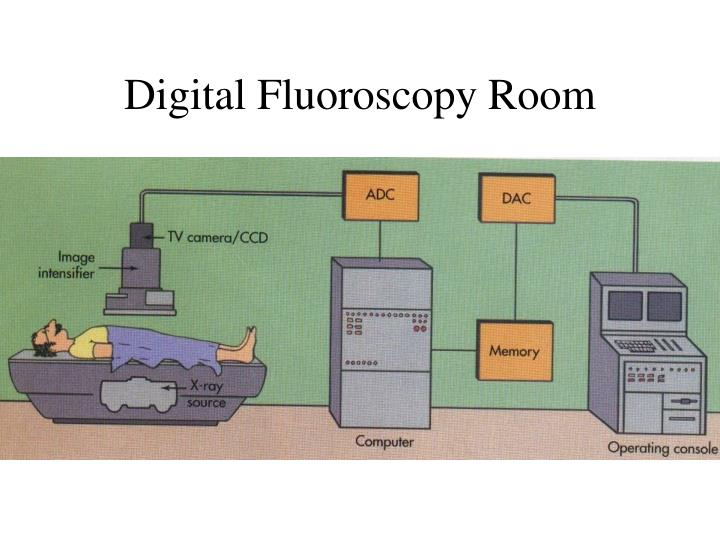 Digital Fluoroscopy Room