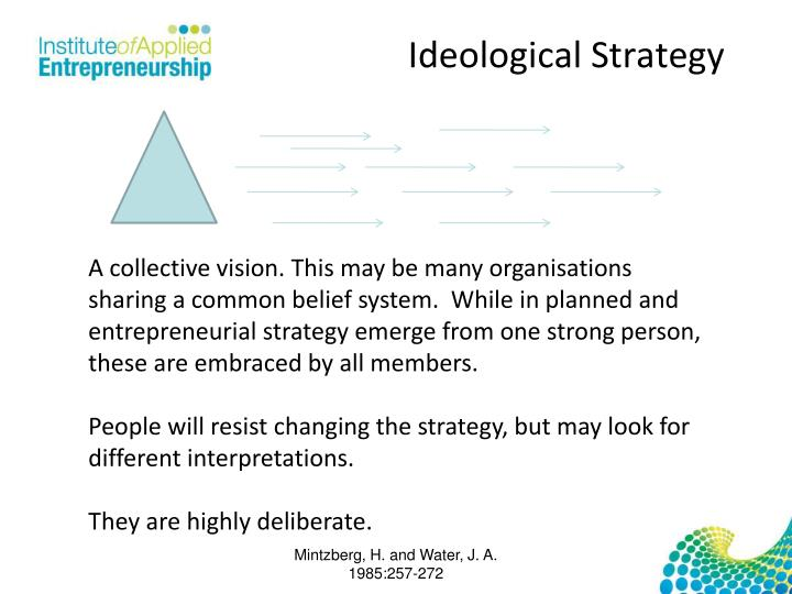 Ideological Strategy