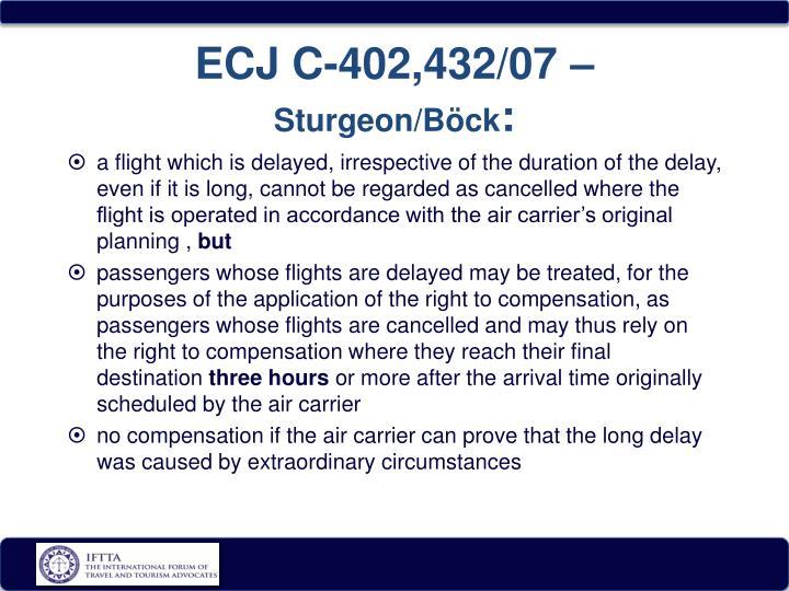 ECJ C-402,432/07 –