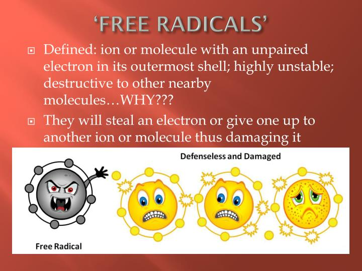 'FREE RADICALS'