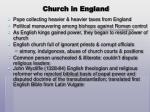 church in england