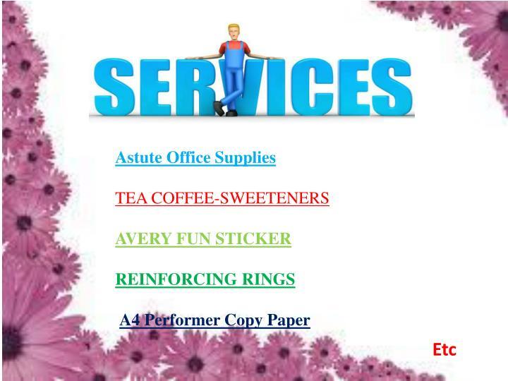 Astute Office Supplies