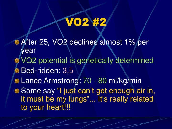 VO2 #2