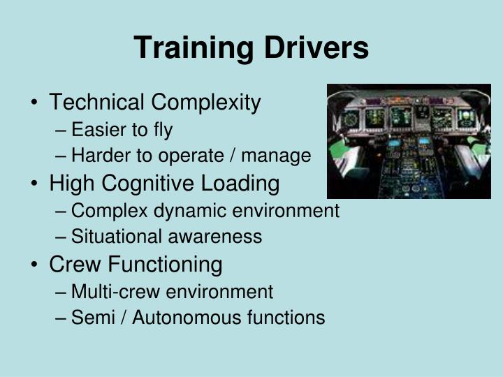 Training Drivers