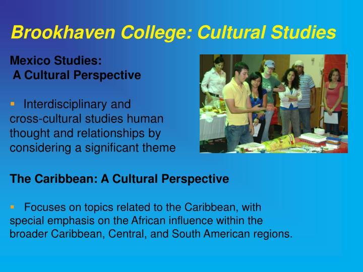 Brookhaven College: Cultural Studies