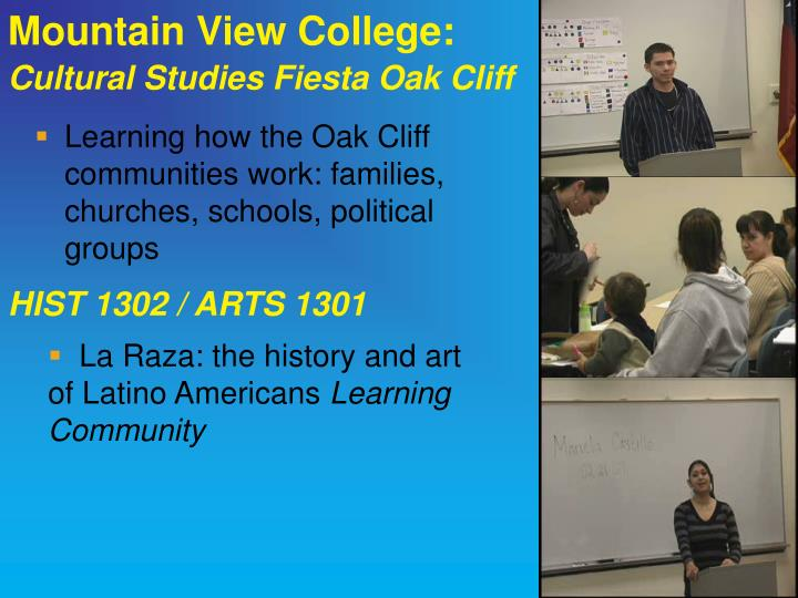Mountain View College: