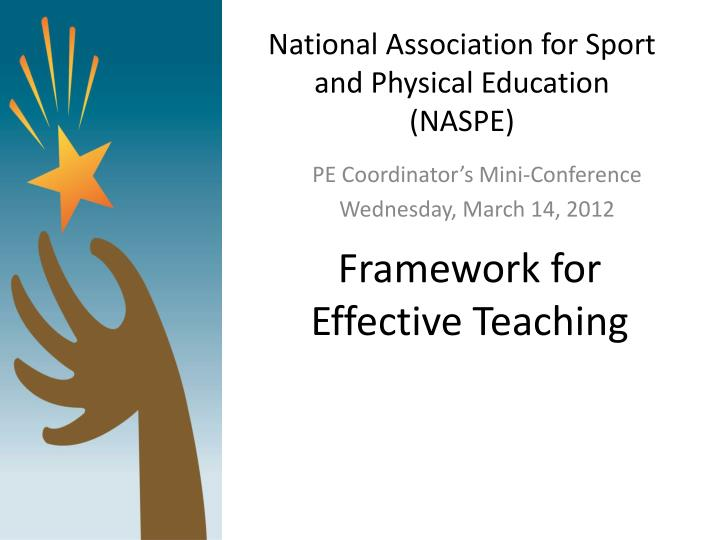 national association for sport and physical education naspe