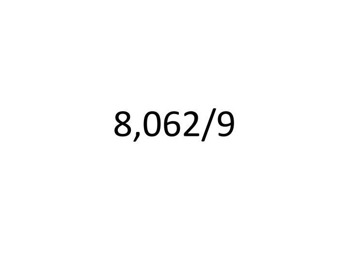 8,062/9