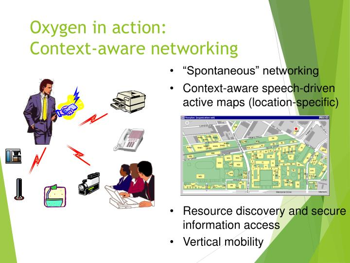 Oxygen in action: