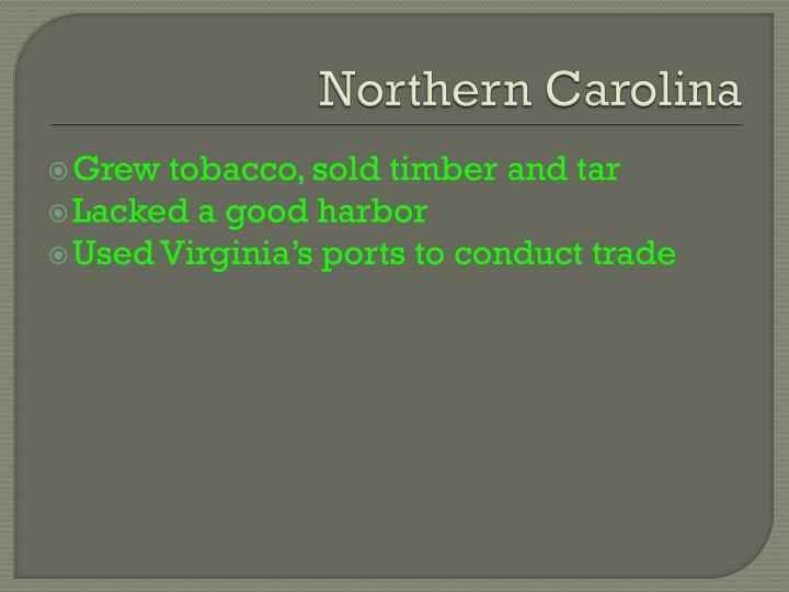 Northern Carolina