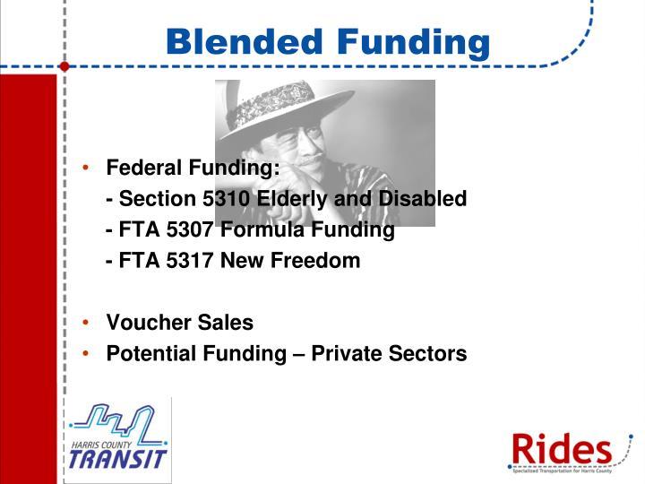 Blended Funding