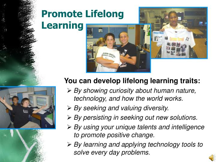 Promote Lifelong