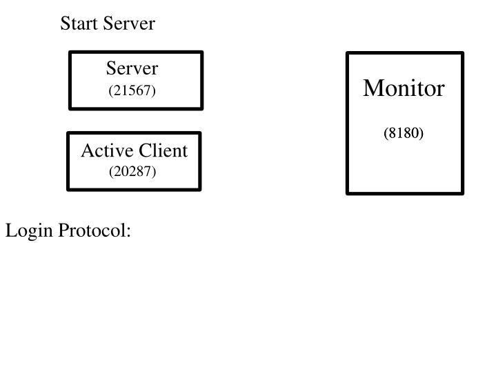Start Server