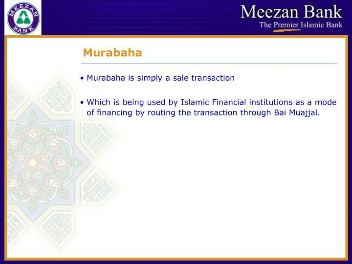 Murabaha