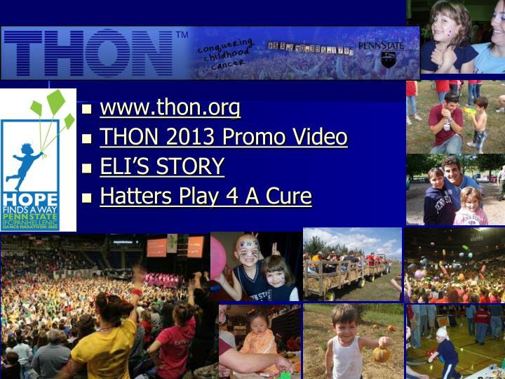 www.thon.org