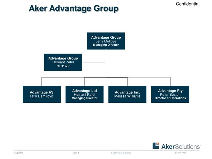 Aker Advantage Group