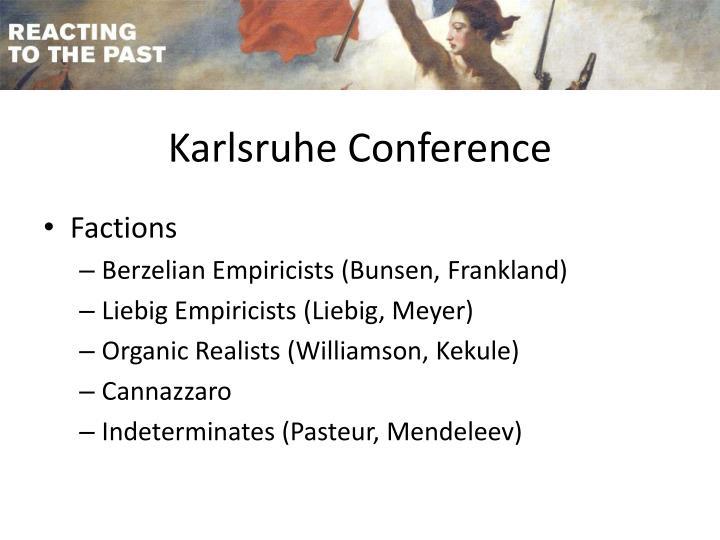 Karlsruhe Conference