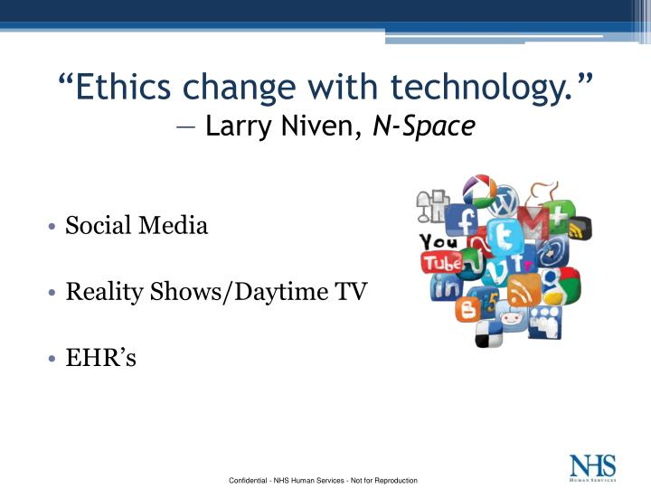 how has ethics changed technology Whether through technology, policy, or leadership 15 ways law enforcement has changed (for better or worse) whether through technology, policy.