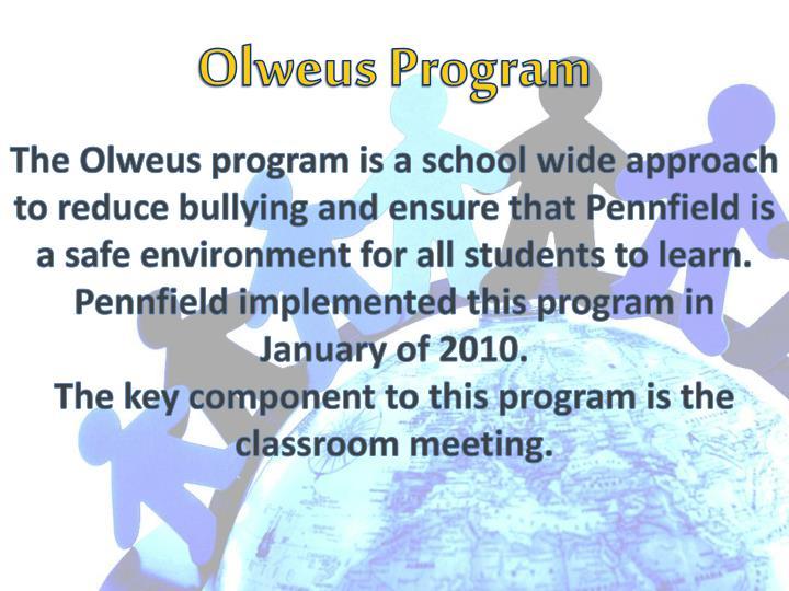 Olweus Program
