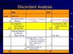 discordant analysis2