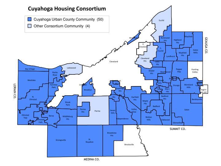 Cuyahoga Housing Consortium