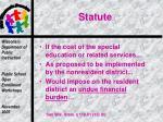 statute1