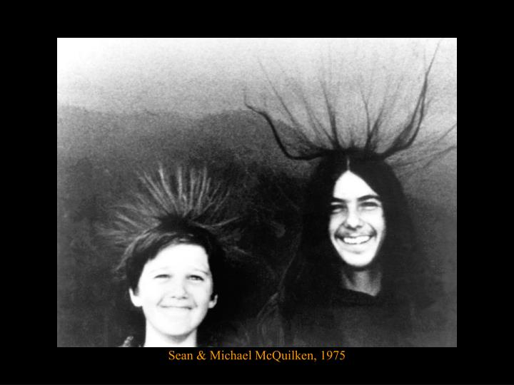 Sean & Michael McQuilken, 1975