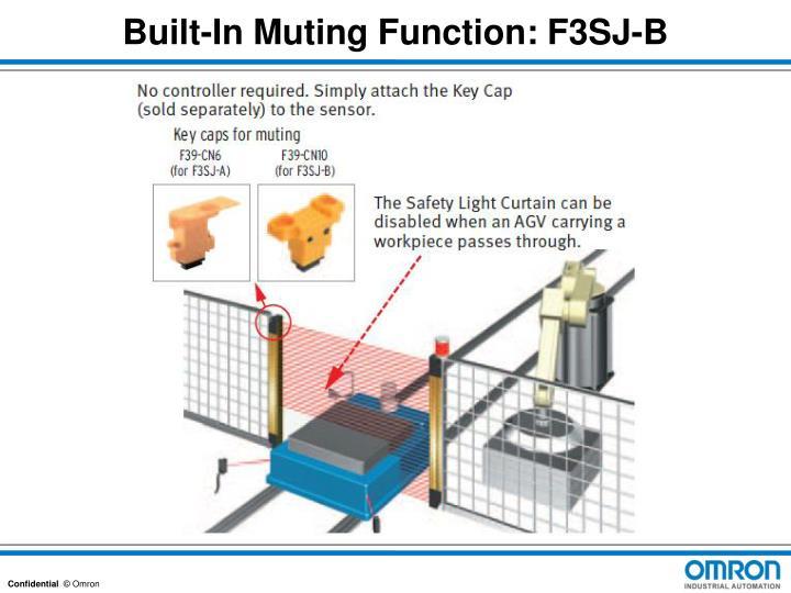 Ppt F3sj E B Type 4 Safety Light Curtain Powerpoint