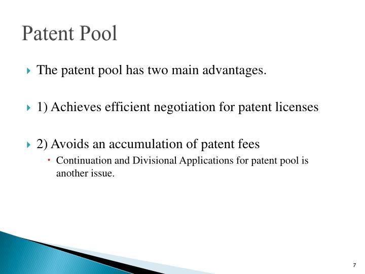 Patent Pool