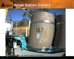 weigh station camera