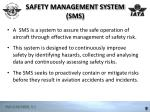 safety management system sms2