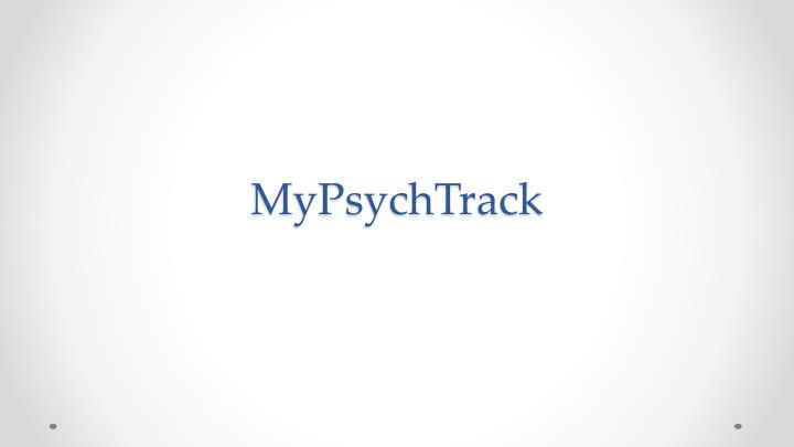 MyPsychTrack