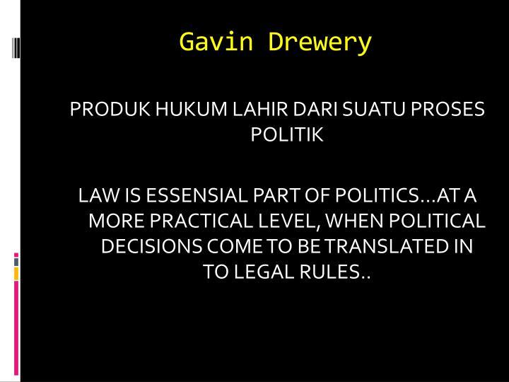 Gavin Drewery