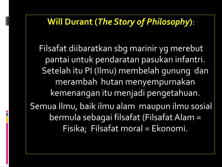 Will Durant (