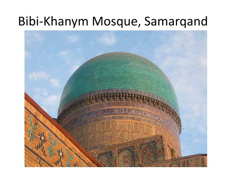 Bibi-Khanym
