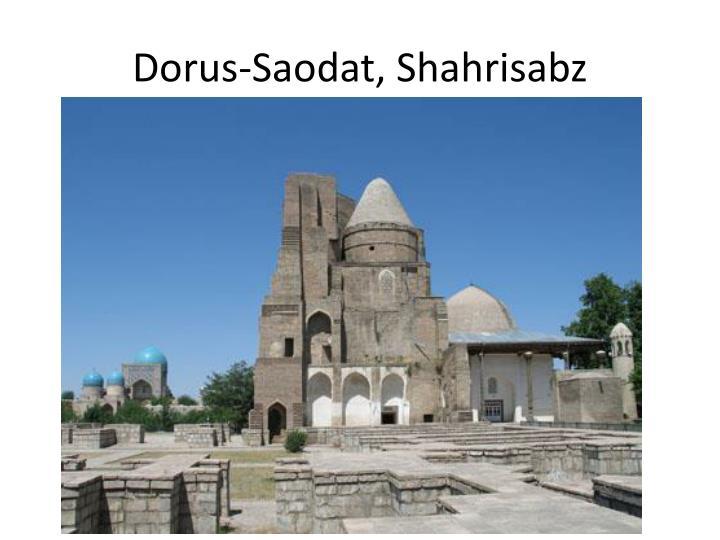 Dorus-Saodat
