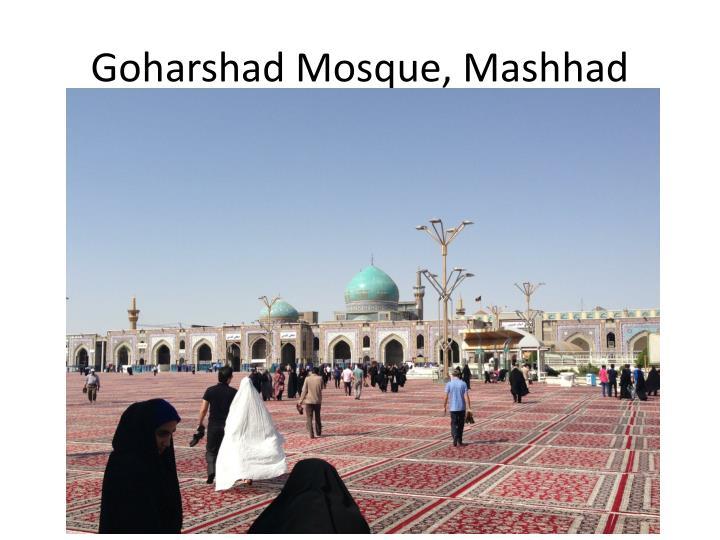 Goharshad