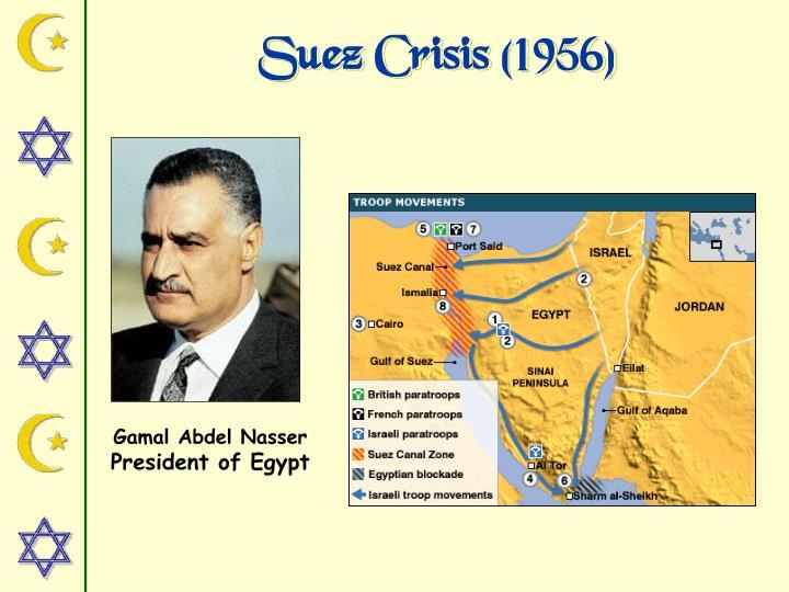 Suez Crisis (1956)