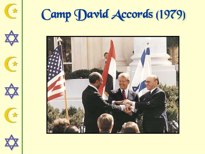 Camp David Accords (1979)