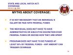 state and local hatch act coverage 5 u s c 150110