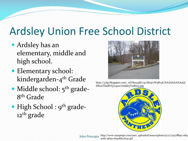 Ardsley Union Free School District
